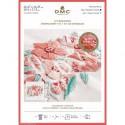 DMC, kit imprimé Fleurs de l'amour (DMC-TB150)