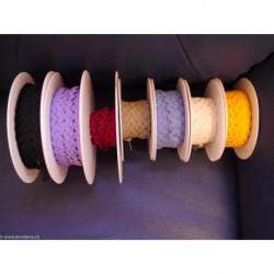 La Stéphanoise, croquet 5 mm violet (S1171V)