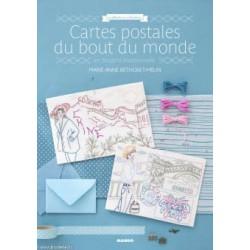 Mango, livre Cartes postales au bout du monde (MA63368)