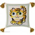 Permin, kit enfant Tigre (PE83-3879)