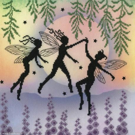 Bothy Threads, kit Fairy Dance (BOXE14)