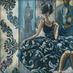 RTO, kit femme des années 60 à Londres (RTOM235)