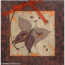 Soizic, grille Le papillon (SOI9)