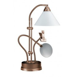 Daylight, Lampe prestige de table antique (E21038)