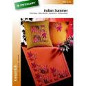 """Zweigart, catalogue de modèles """"Eté indien"""" (102-172)"""
