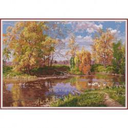 Oven, kit Autumn Pond (OV1240)