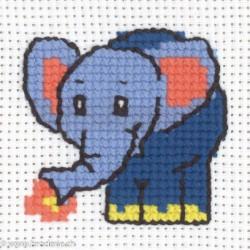 Permin, kit enfant éléphant (PE14-3330)