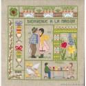 Bonheur des Dames, kit bienvenue Avril (BD2653)