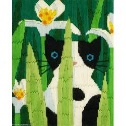 Bothy Threads, kit canevas peint Felix (BOLSC3)