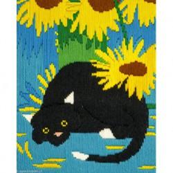 Bothy Threads, kit canevas peint Socks (BOLSC1)