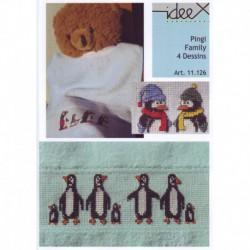 Schwörer, grilles Pingouins (JPS11.126)