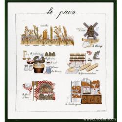 Bonheur des Dames, kit le pain (BD1185)