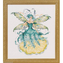 Mirabilia, grille March Aquamarine Fairy (MD159)