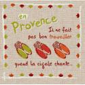LiliPoints, Grille Provence - Quand la cigale chante (P004)
