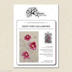 Ajisai, grille Deep Pink Hellebore (AJA32)