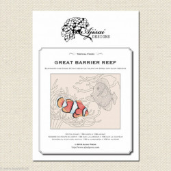 Ajisai, grille Great Barrier Reef (AJA46)