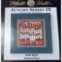 """Mill Hill, kit """"Autumn dayst"""" (MHCB181)"""