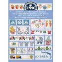 DMC, catalogue idées pour broder - bébé (DMC12914)