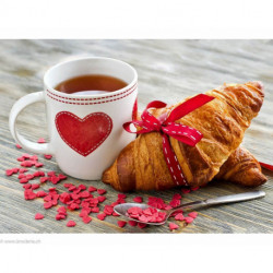 Collection d'Art, kit diamant French breakfast (CADE236)
