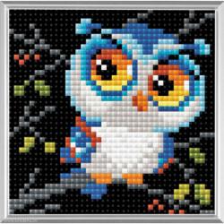 Riolis, kit diamant Owl (RIAM0017)