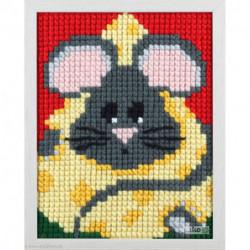 Pako, kit enfant souris et fromage (PA027.056)