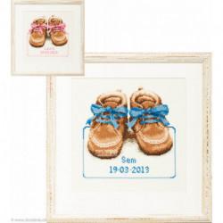 Pako, kit naissance Chaussures d'enfants (PA225.285)