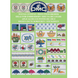 DMC, catalogue Idées à broder (DMC12999)
