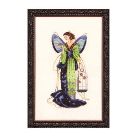 Mirabilia, grille September Sapphire Fairy (MD114)