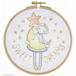 DMC, kit imprimé Sweet Dreams (DMC-TB083K)