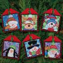 Dimensions, kit Christmas Pals Ornaments (DIM08842)