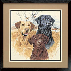 Dimensions, kit Great Hunting Dogs (DIM35096)