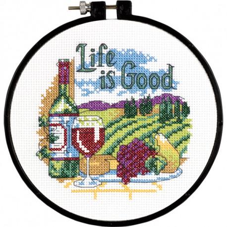 Dimensions, kit Life is Good (DIM73545)