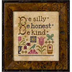 Lizzie Kate, grille be silly, be honest, be kind (LKS117)