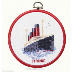 Princesse, kit le Titanic (PR7167)