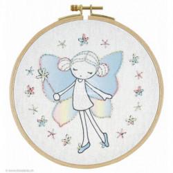 DMC, kit imprimé Fairy (DMC-TB086K)