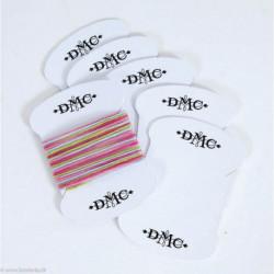 DMC, lot de 6 cartonnettes (DMC6142)