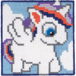 Permin, kit enfant licorne (PE9351)