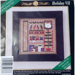 "Mill Hill, kit ""Holiday ho ho"" soldé (MHCB138)"