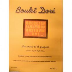 """Boulet Doré, kit """"ABC souris"""" (BD191)"""