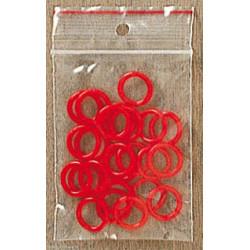 Permin, 24 boucles rouges (PE5886)