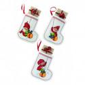 Permin, décorations de Noël (3 pces) (PE21-1246)