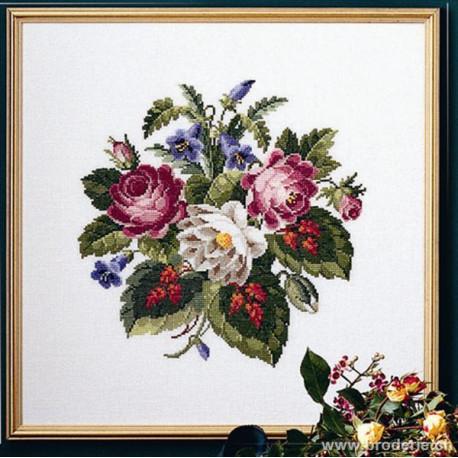 Permin, kit le bouquet classique (PE70-4144)