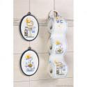 Permin, kit porte rouleaux papier de toilette (PE41-1676)