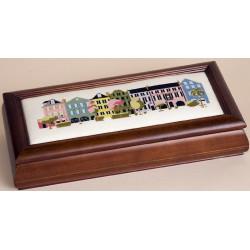 Sudberry, Boîte à bijoux allongée (SU99781)
