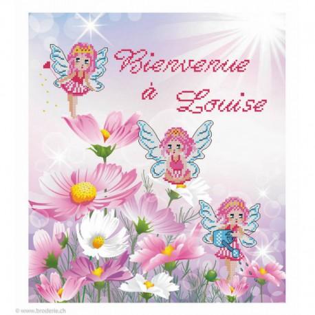Princesse, kit Bienvenue Louïse (PR7527)