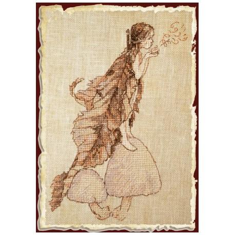 Nimuë, grille le Coprin des fées (NIM074G)