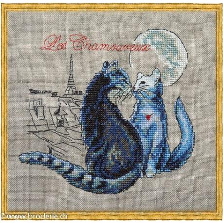 Nimuë, grille Les Chamoureux (NIM114G)