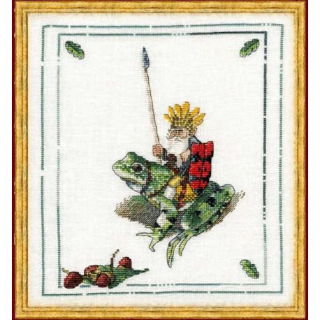 Nimuë, modèle Le Roi des Lutins (NIM002G)