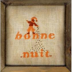 Points Com, grille Bonne nuit marchand de sable (PCO1043)