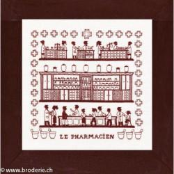 Points Com, grille le Pharmacien (PCO2071)